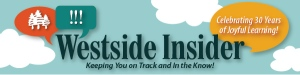 Westside Insider Banner Header