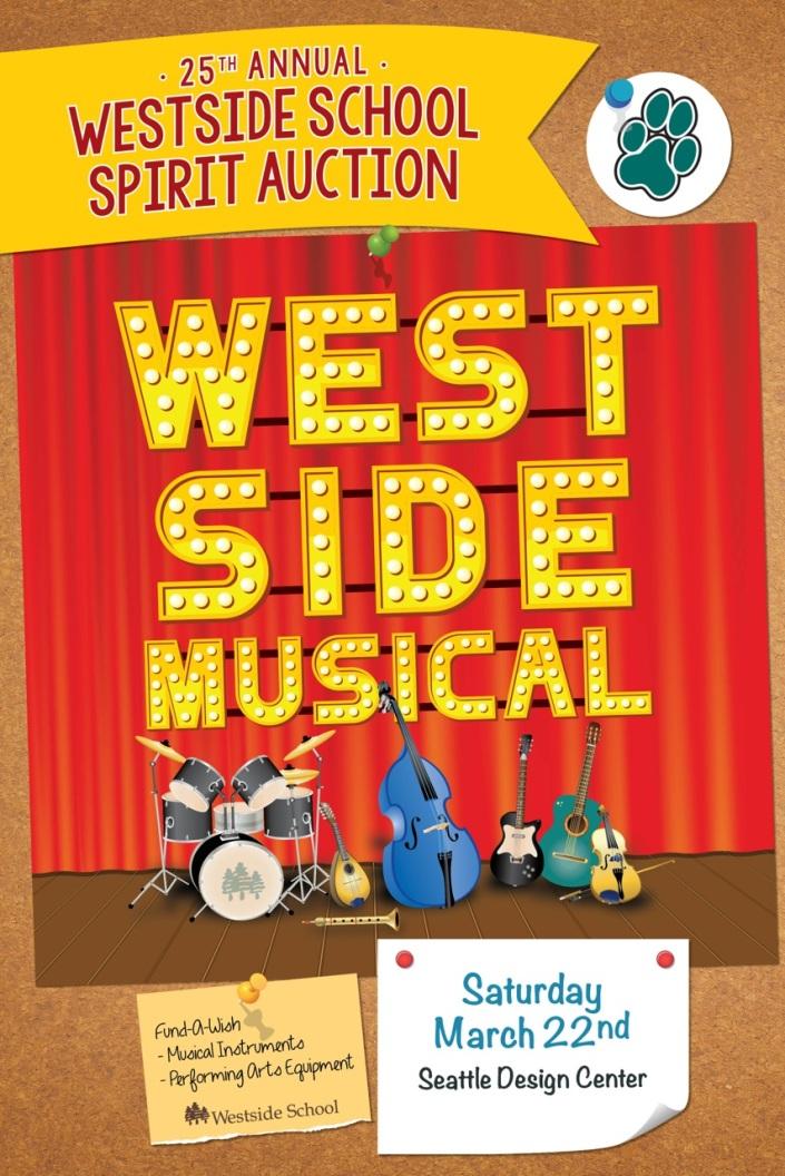 25th Annual Westside School Spirit Auction