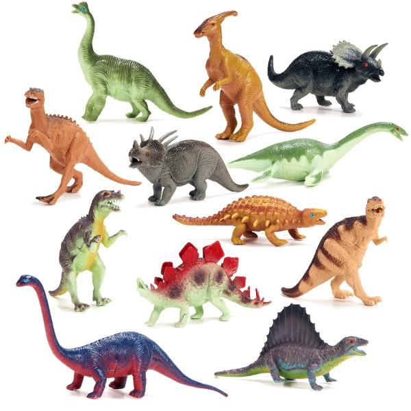 Plastic Dinos