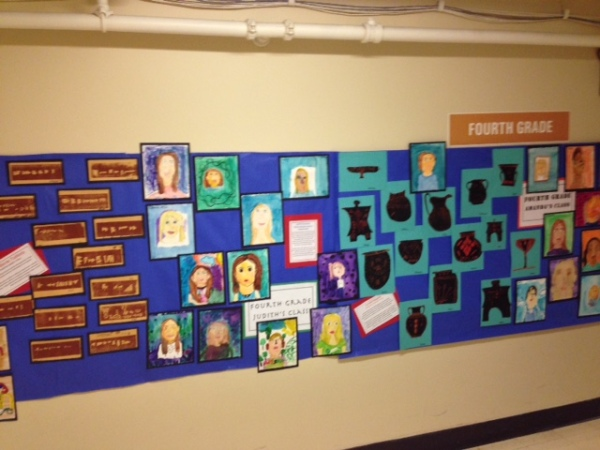 Lower School Art Showcase I