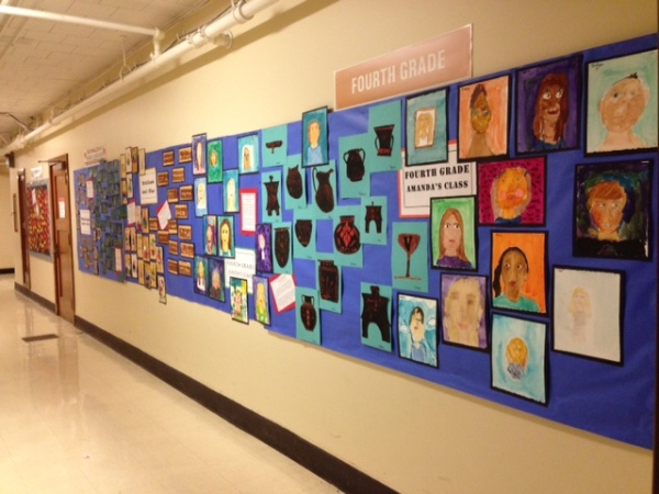 Lower School Art Showcase II
