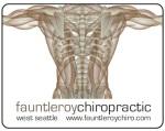 Fauntleroy Chiropractic Logo
