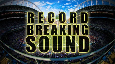 Record breaking sound