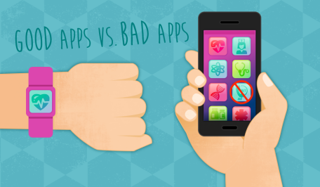 Best-and-worst-apps-for-patients